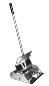Stainless Steel Self-closing Dustpan-0